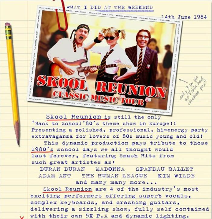 Skool Reunion : photo : Poster