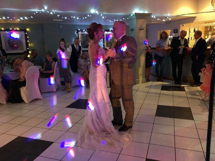 9. Neil and Judiths wedding