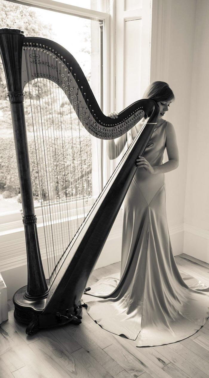 1. Sophie Rocks - Harpist