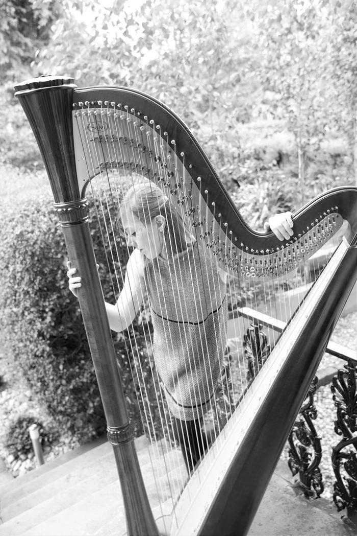 2. Sophie Rocks - Harpist