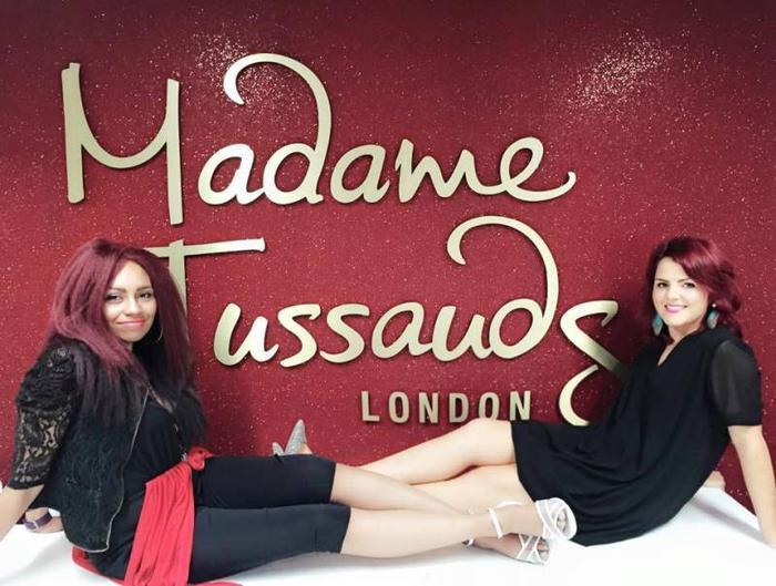2. Soulshine Madame Tussauds