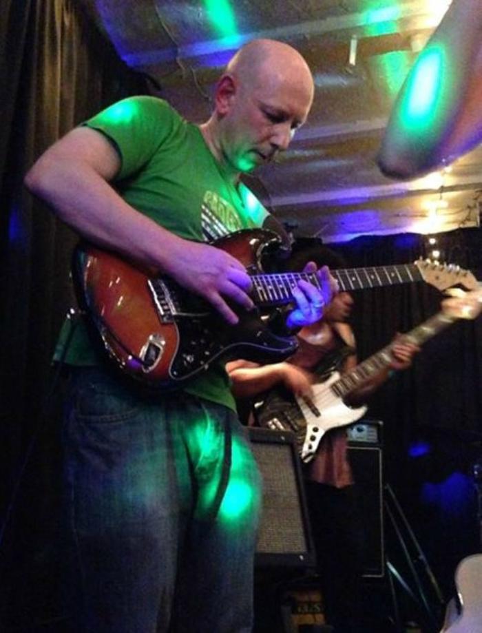 2. Jonny Guitar