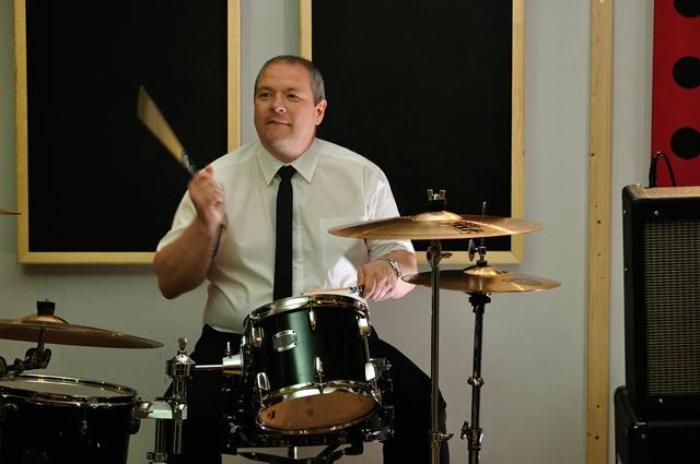 5. Drums!
