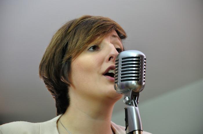 9. Lead vocals