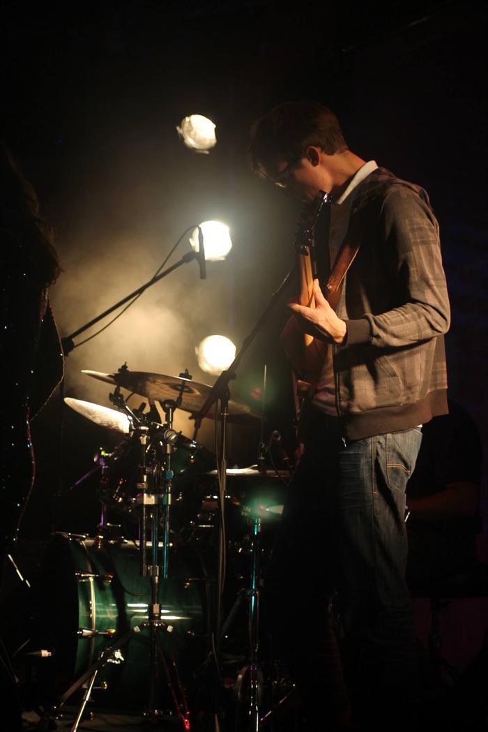 3. Rich - Bass Player
