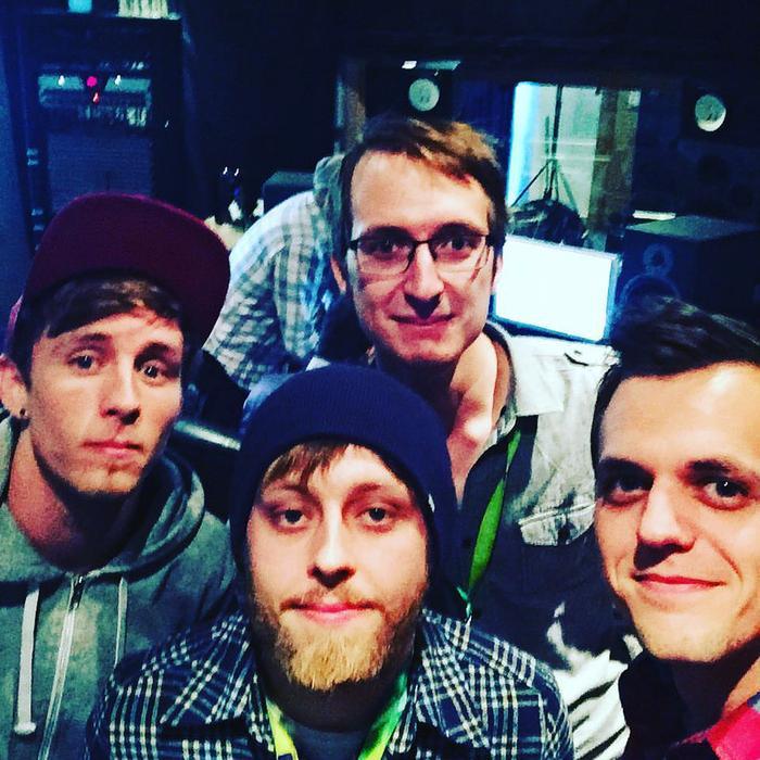 6. In The Recording Studio