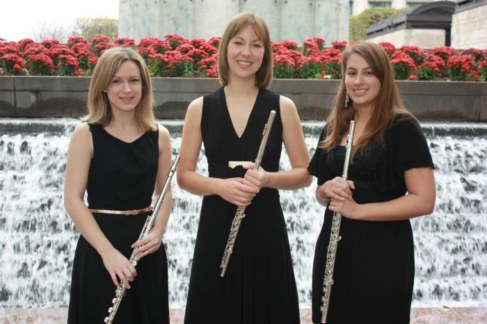 1. Flute Trio 1