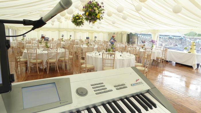 8. wedding keyboards