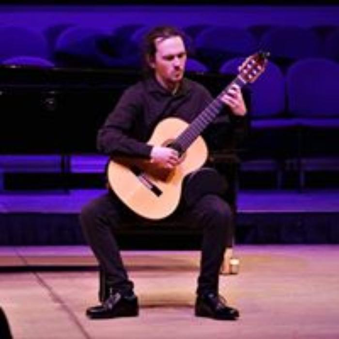 2. Performance in Cardiff University Concert Hall