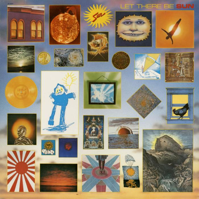 9. 'SUN' - 'Let There Be Sun' album - Capitol Records