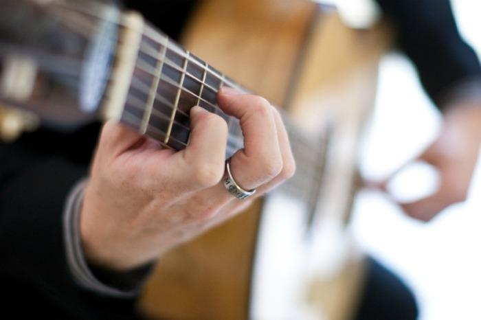 5. Classical Guitar for your drinks reception or ceremony