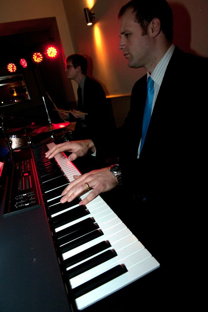 9. Adrian: Our Pianist also available for drinks receptions