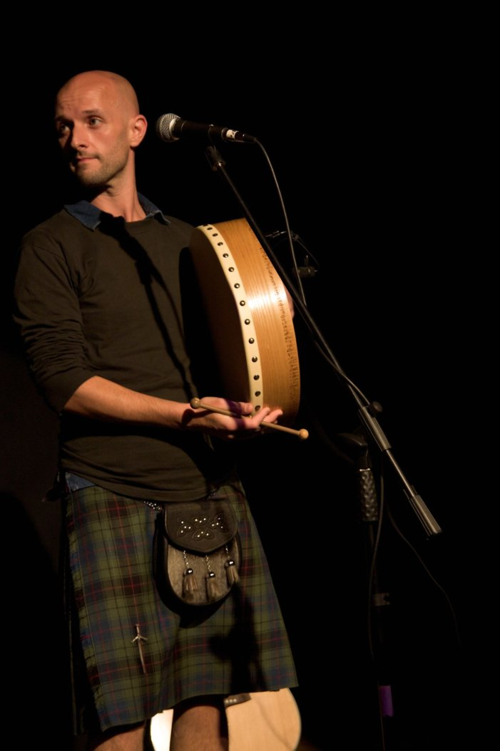 6. Douglas Kay, The Sorries - Edinburgh Festival Fringe 2009