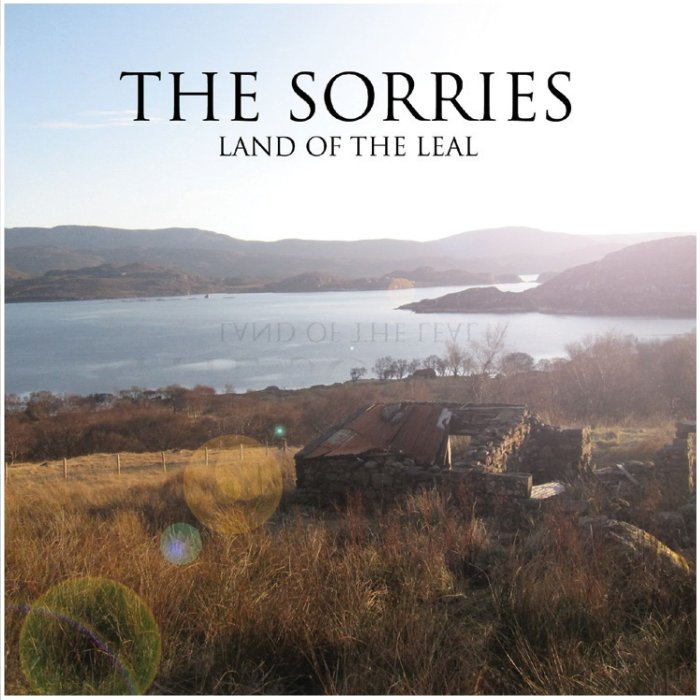 7. The Sorries - Land of the Leal album cover