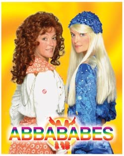 The Abbababes : photo : Abbababes Tribute Poster