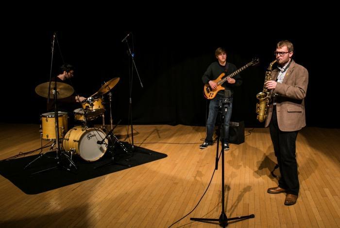 The Alex Fisher Trio : main Freak Music profile photo