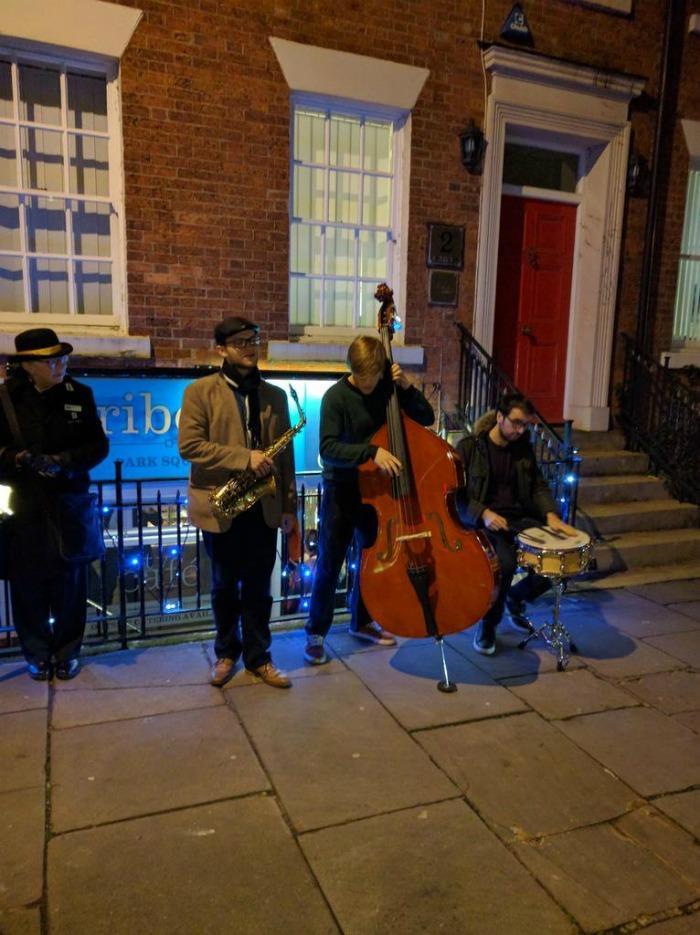 5. The Alex Fisher Trio