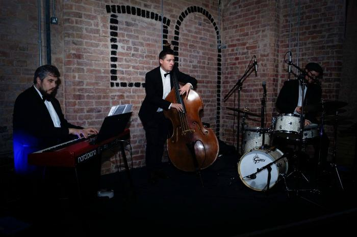 8. The trio live at a jazz club #2
