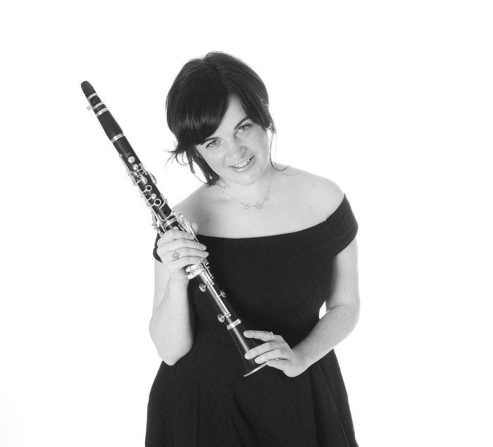 5. Jenny Stephenson Clarinet