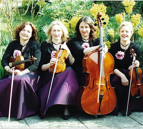 1. Astor String Quartet