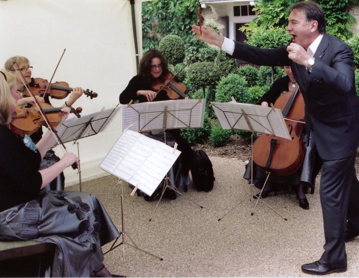 2. Astor String Quartet
