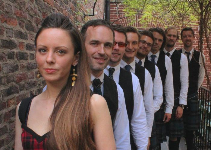 The Baltik Ceilidh Band : main Freak Music profile photo