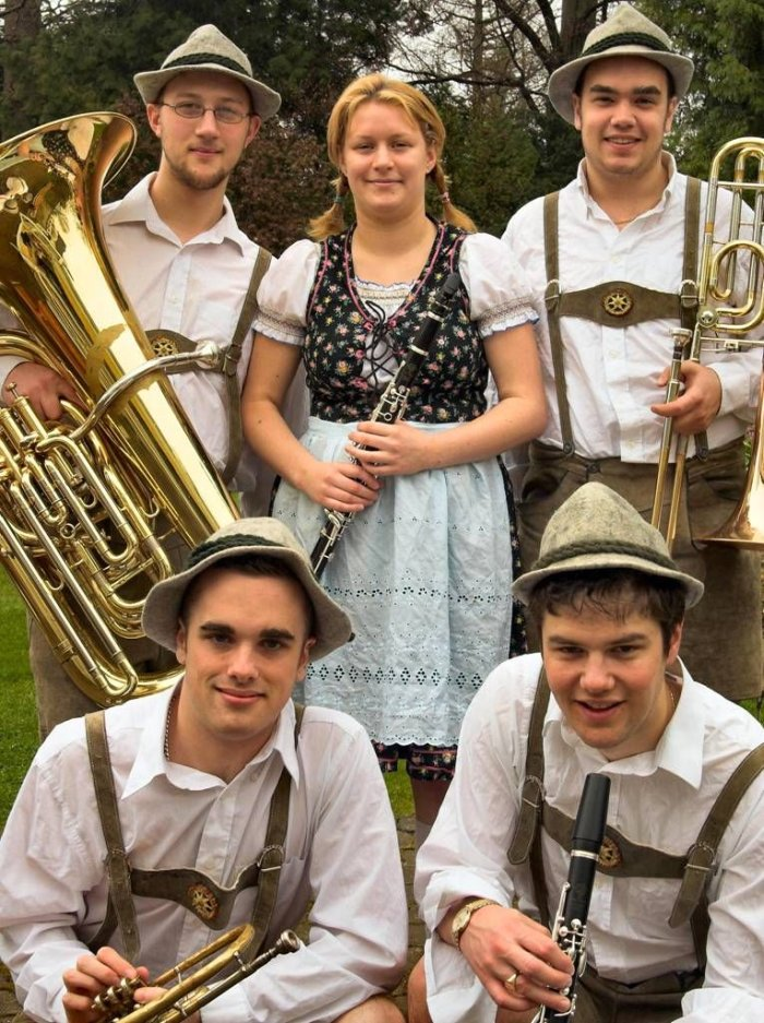 The Bavarian Strollers : main Freak Music profile photo