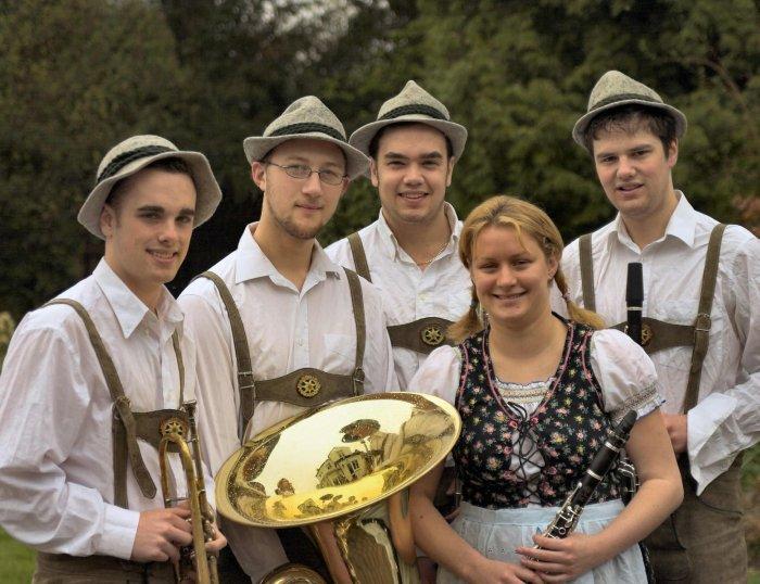The Bavarian Strollers : photo : Bavarian Strollers 2