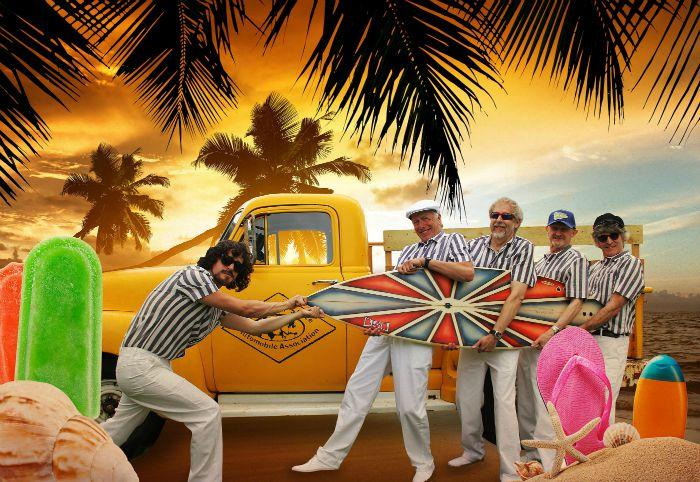 1. The Beach Boys Band