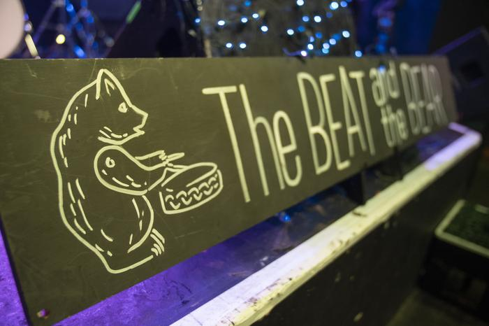 9. The Beat and the Bear
