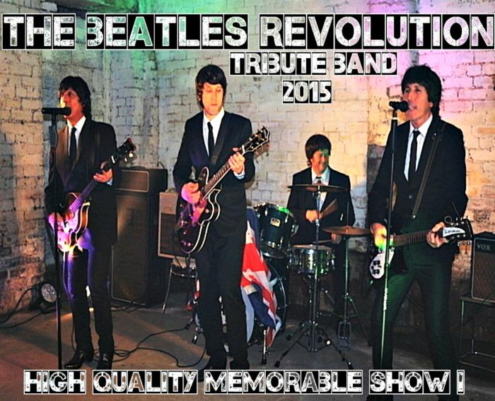 8. The Beatles Revolution
