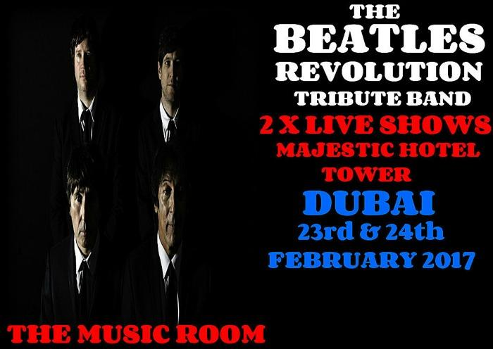 14. THE BEATLES REVOLUTION