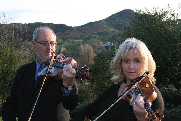 The Beeston Arts Quartet : photo : Liz and Michael Beeston