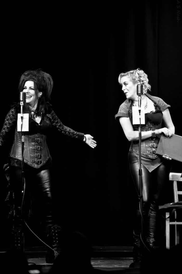 The Belle Fleurs : photo : Smack!