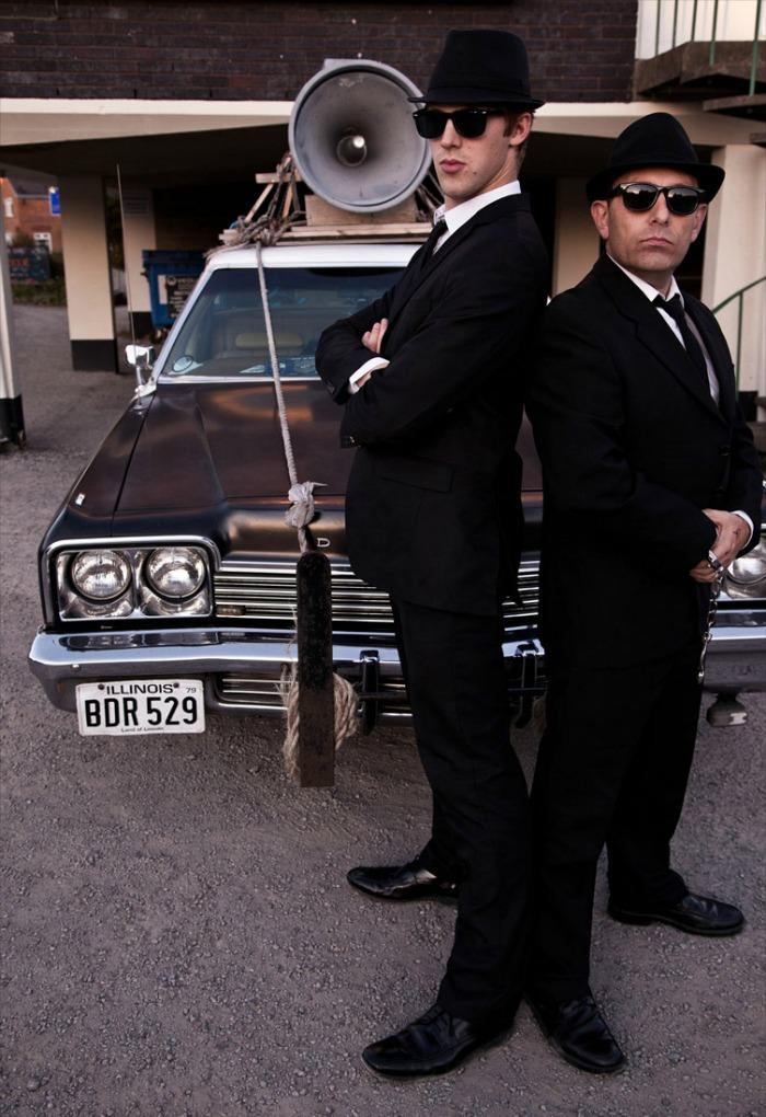 The Birmingham Blues Brothers : main Freak Music profile photo