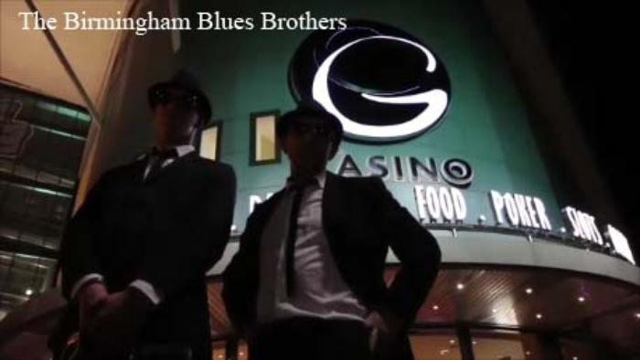 10. The Birmingham Blues Brothers