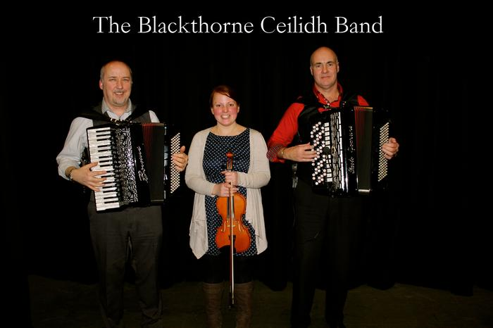 1. The Blackthorne Ceilidh Band