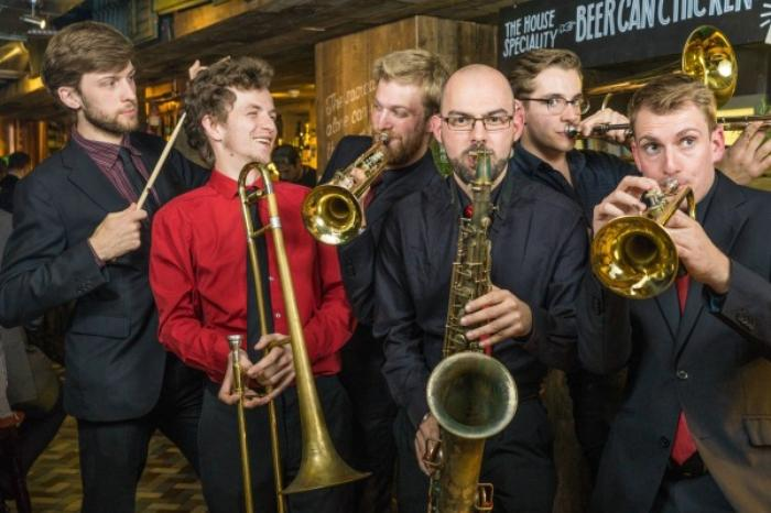 The Bloody Mary Brass Band : main Freak Music profile photo