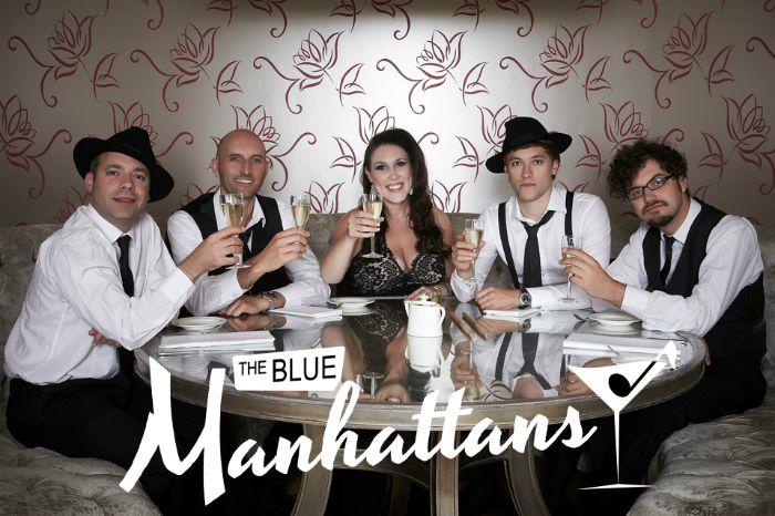 5. The Blue Manahttans