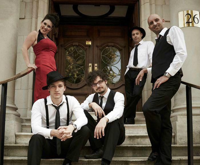 The Blue Manhattans : main Freak Music profile photo
