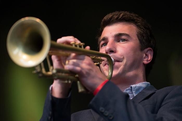 The Bluehawk Brass : main Freak Music profile photo