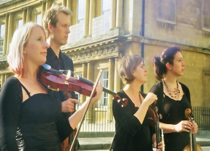 The Bristol String Quartet : main Freak Music profile photo