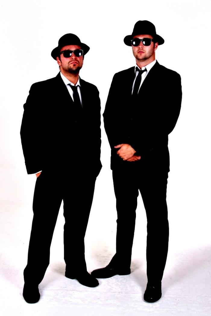 3. Bullet Blues Brothers