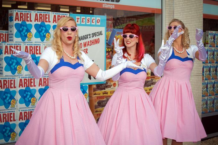 5. The Candy Girls, a cappella