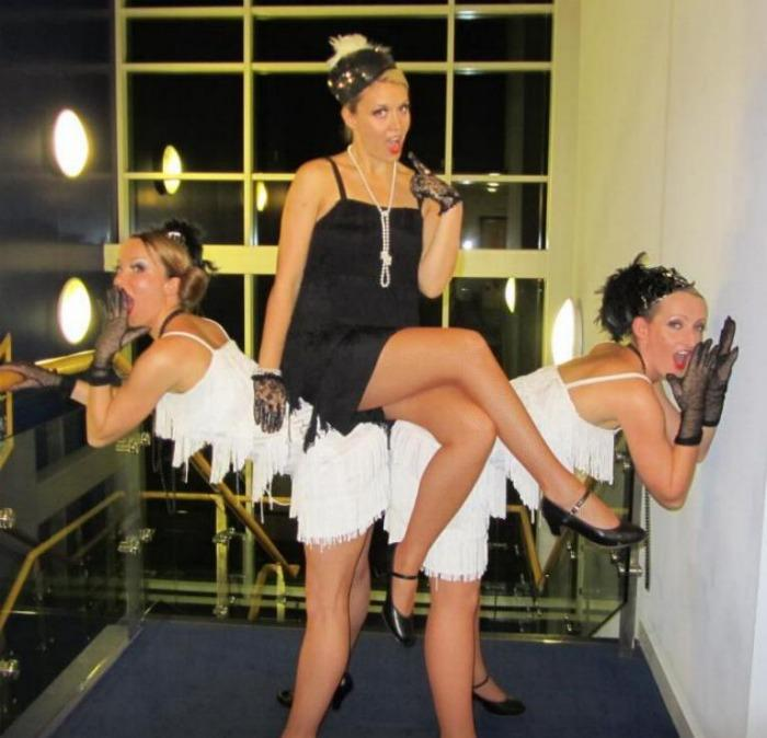 3. The Flappers