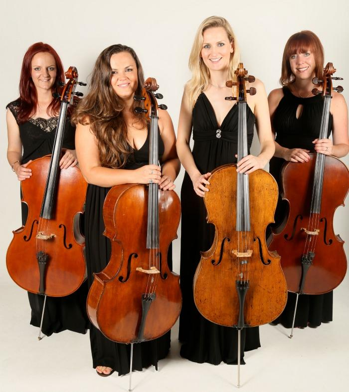 The Celli Quartet : main Freak Music profile photo