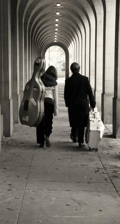 6. The Cellists