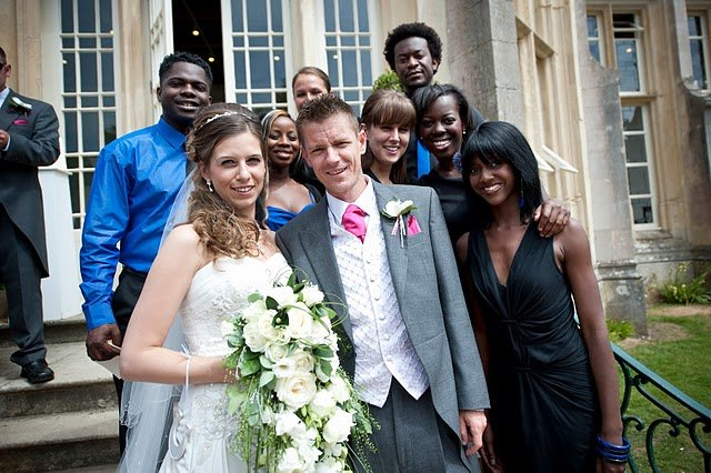 The CK Gospel Choir : photo : CK Wedding photo