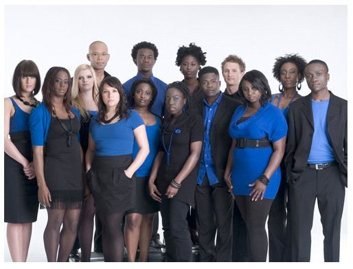 The CK Gospel Choir : photo : GK