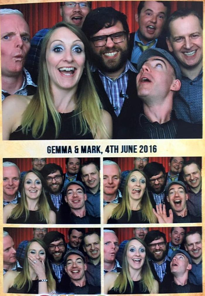 1. photo booth